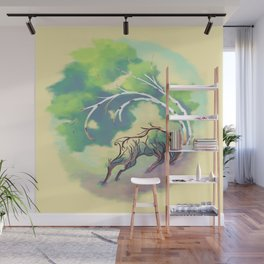 Essence of Nature - Thunderous Wind Wall Mural