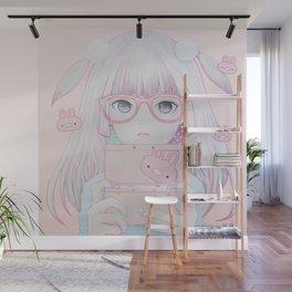Gamer Girl 4 Wall Mural