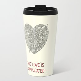 Complicated Travel Mug