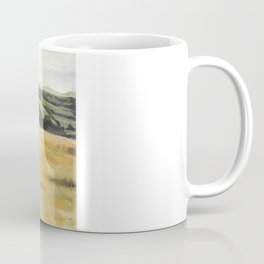 La Nube Roja by David de la Heras Coffee Mug