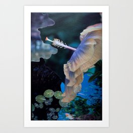 5th Dimension II Art Print