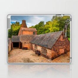 Bottle Kiln Coalport Laptop & iPad Skin