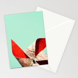 nothing but blue sky Stationery Cards