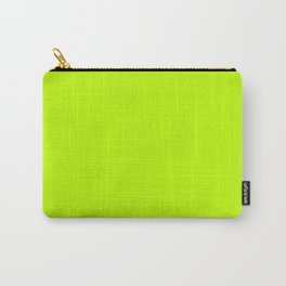 Bitter Lime Carry-All Pouch