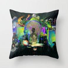 Padma Sundara Throw Pillow