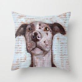 Spotty Throw Pillow