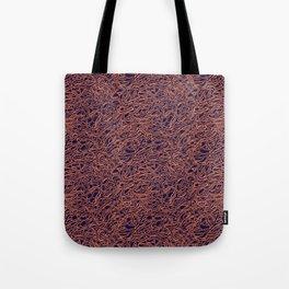 Vine pattern- blood vessels Tote Bag