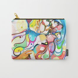 Kiss Like Lovers Do Carry-All Pouch