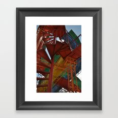The Best Playground Ever Framed Art Print