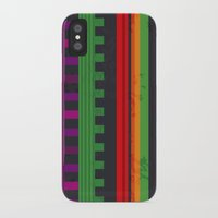 mexican iPhone & iPod Cases featuring Mexican Pattern by rusanovska