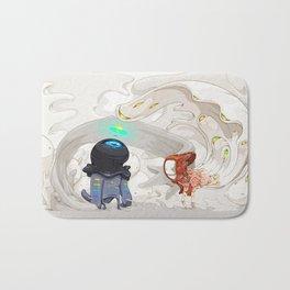 Consumption Bath Mat
