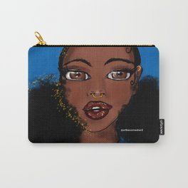 Baby Hairs Carry-All Pouch