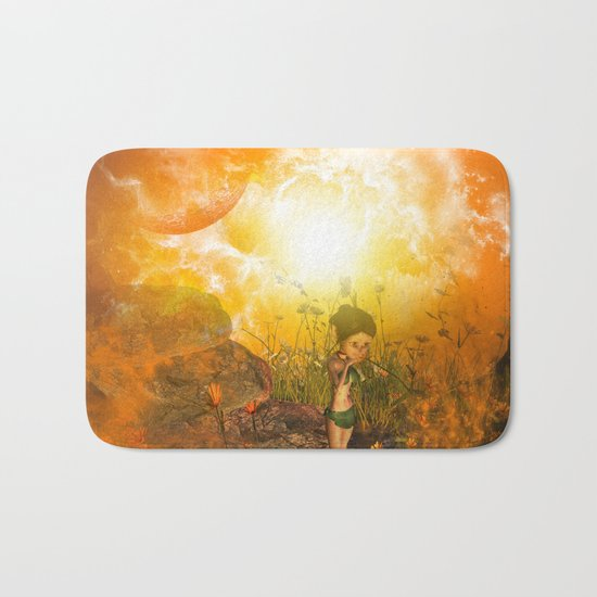 The land in the universe Bath Mat