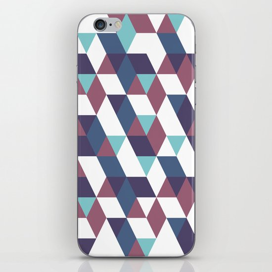 Trangled iPhone & iPod Skin