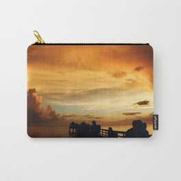 Clouds Parting Carry-All Pouch