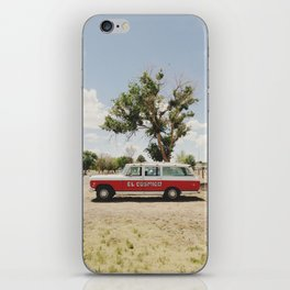 The El Cosmico iPhone Skin