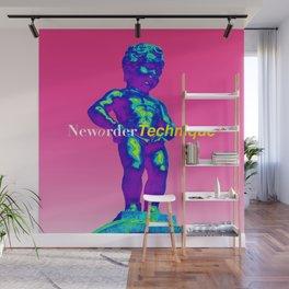 NewOrder Manneken Pis Technique Wall Mural