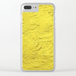 YELLO Clear iPhone Case
