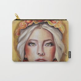 Herbst Mädchen Carry-All Pouch