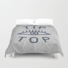Tip Top Duvet Cover