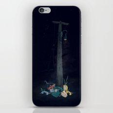 Landline Graveyard iPhone & iPod Skin