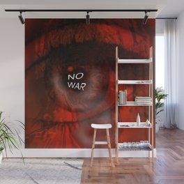 No War Wall Mural