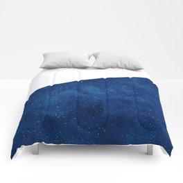 Galactic Blue Comforters