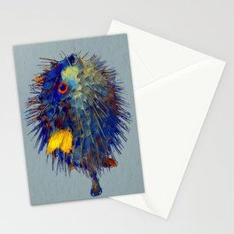 Mr. Puff Stationery Cards