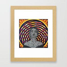 Psychdelic Journey Framed Art Print