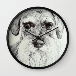 harvey Wall Clock