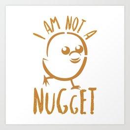 Nugget Art Print