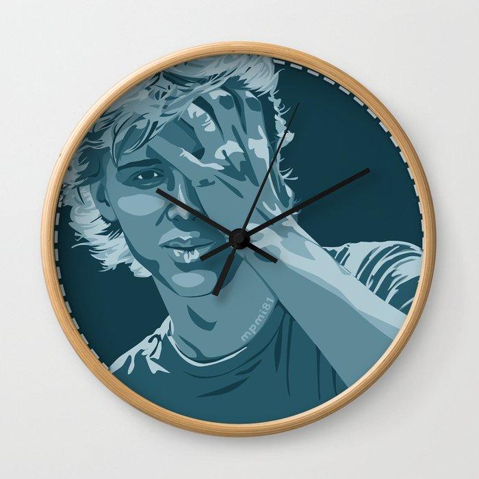 Henrik Holm Wall Clock