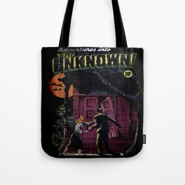 THE UNKNOWN (1948) Tote Bag