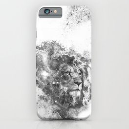 lion's gate galaxy iPhone Case