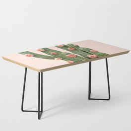CACTUS AND ROSES Coffee Table
