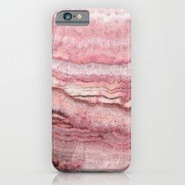 Mystic Stone Blush iPhone Case