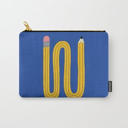 leave a note Carry-All Pouch