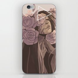Controlled by mother iPhone Skin