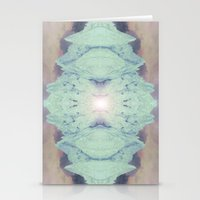 crystal Stationery Cards featuring Crystal by Margit