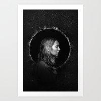 MACROCOSMOS 09 Art Print