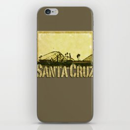 Big Dipper at the Santa Cruz Boardwalk iPhone Skin