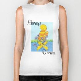 Always Dream Biker Tank