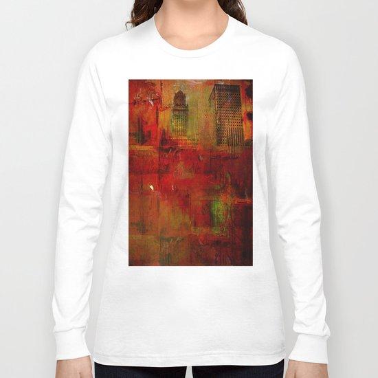 Urban landscape Long Sleeve T-shirt