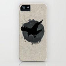 Raven iPhone (5, 5s) Slim Case