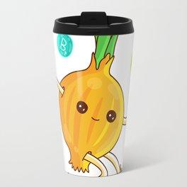 Skipping Onion Travel Mug
