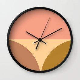Bordeaux Wall Clock
