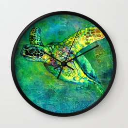Silent Journey Wall Clock