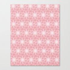 PAISLEYSCOPE dandelion Canvas Print