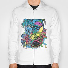 Abstract #5 Hoody