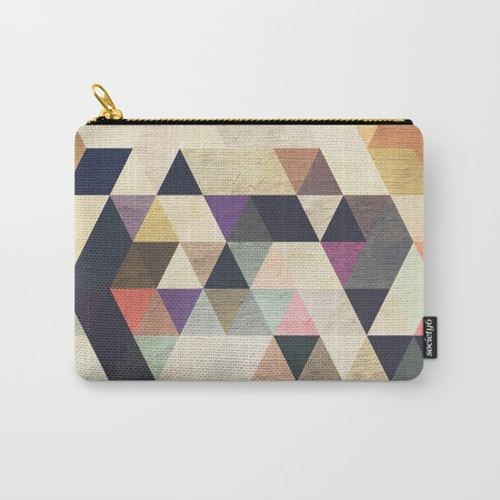 Geometric/Abstract TS Carry-All Pouch